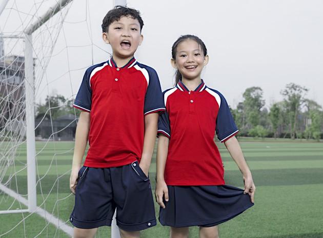 小学生夏季T恤