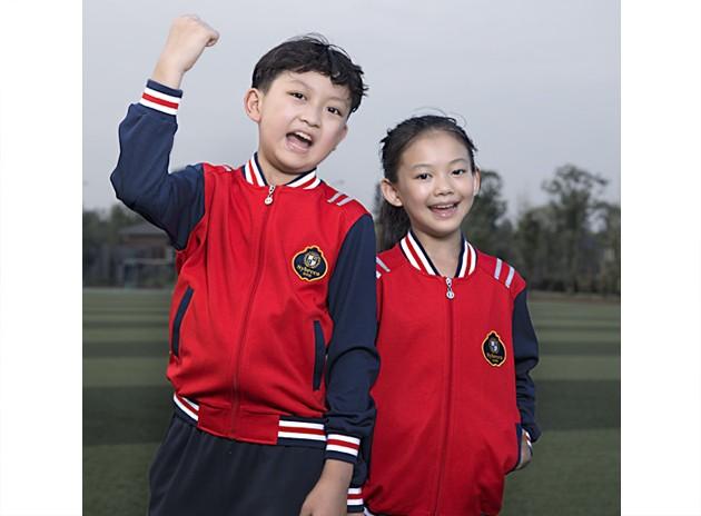 小学生春秋季运动服