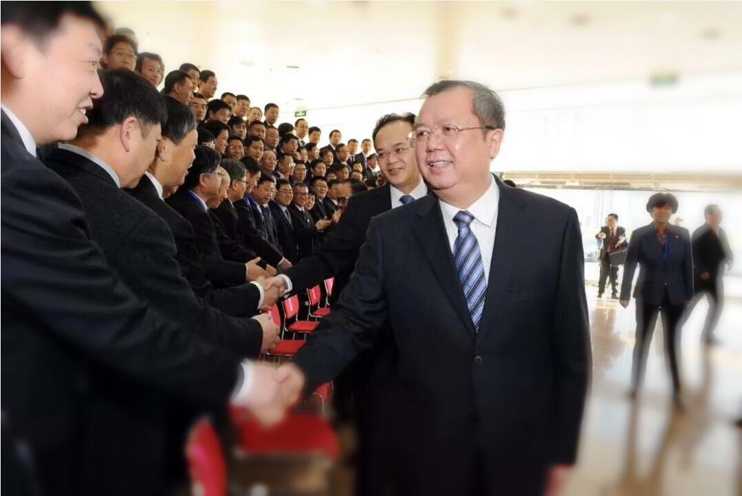 旗舰丨冀华马越平、范浩南等四律师出席河北省第七次律师代表大会