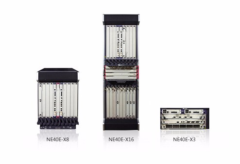Huawei NetEngine 40E 系列全业务路由器