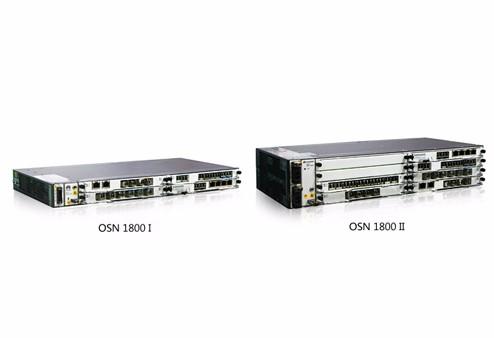 OptiX OSN 1800 紧凑型多业务边缘光传送平台