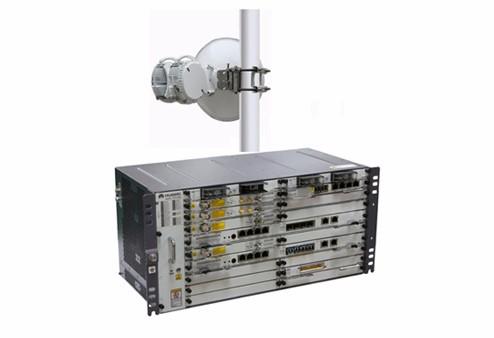 Optix RTN 980 新一代分体式IP微波传输系统