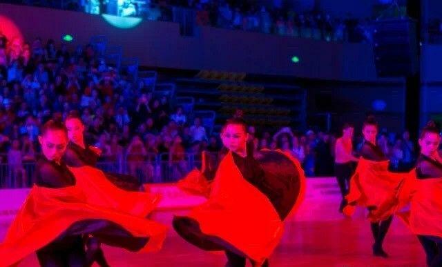 我院国标舞学生北京2018第三届全国国际标准舞公开赛中获奖