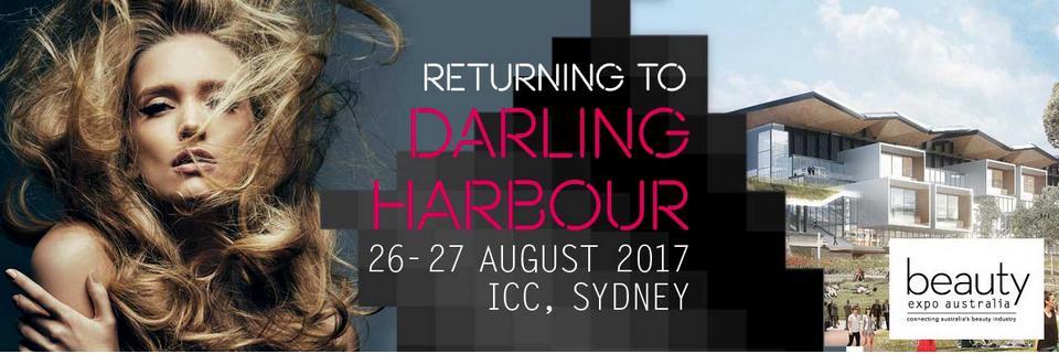 【展会预告】澳大利亚国际美容展2017年隆重登场达令港展览中心!