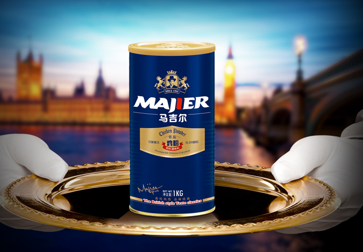 马吉尔低盐鸡粉