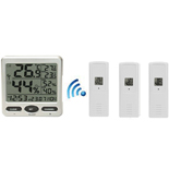 FT0071-X3 Wireless in/outdoor Thermo-hygrometer with Three