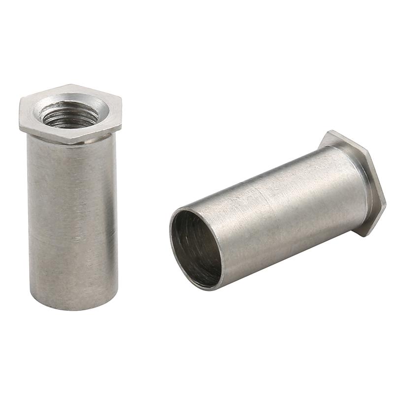 通孔压铆螺柱