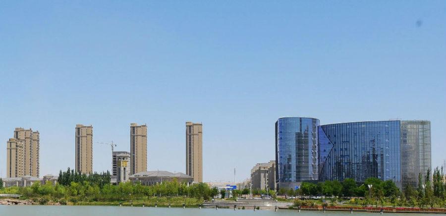 兰州乐虎国际娱乐app五年成长记:现代新城崛起正当时