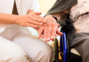 大博医疗慈善基金会向南靖金山地区70周岁以上老人发放慰问金