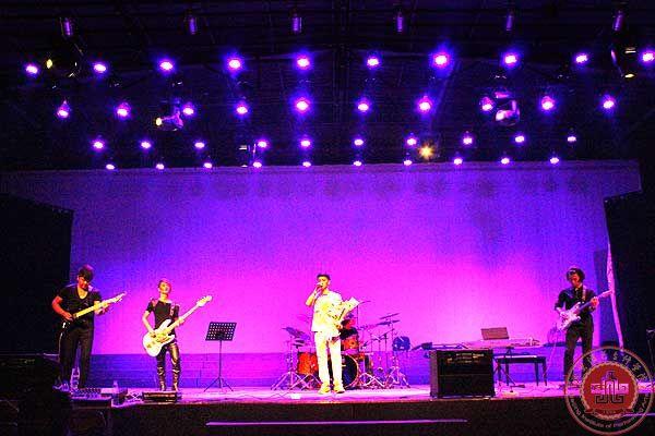"""器乐与音乐制作系成功举办首届""""小巨蛋""""音乐节"""