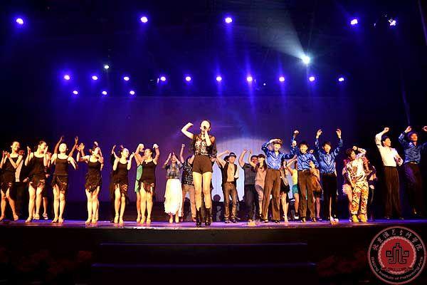 学生汇报演出-2013