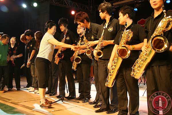"""""""炫乐弦歌""""2009-萨克斯重奏专场-jazz的咏叹"""