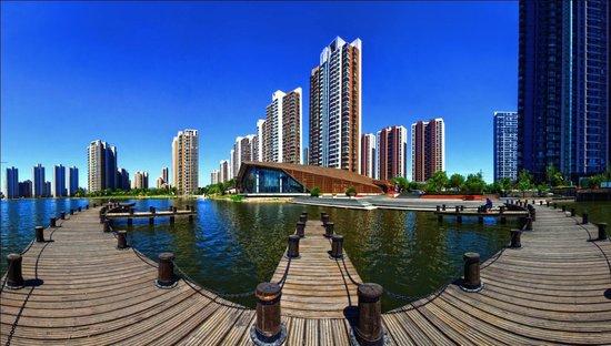 天津富力津门湖成功案例