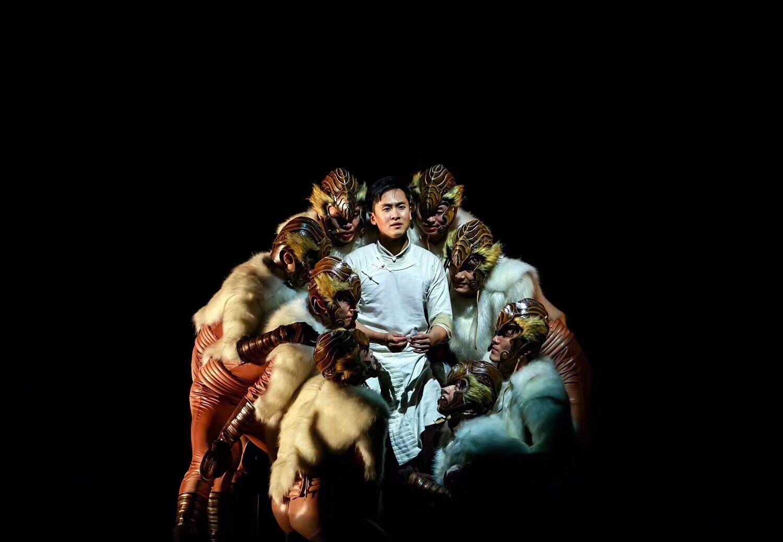 我院原创舞剧《金蝉塑与糖人宝》走进北京舞蹈学院