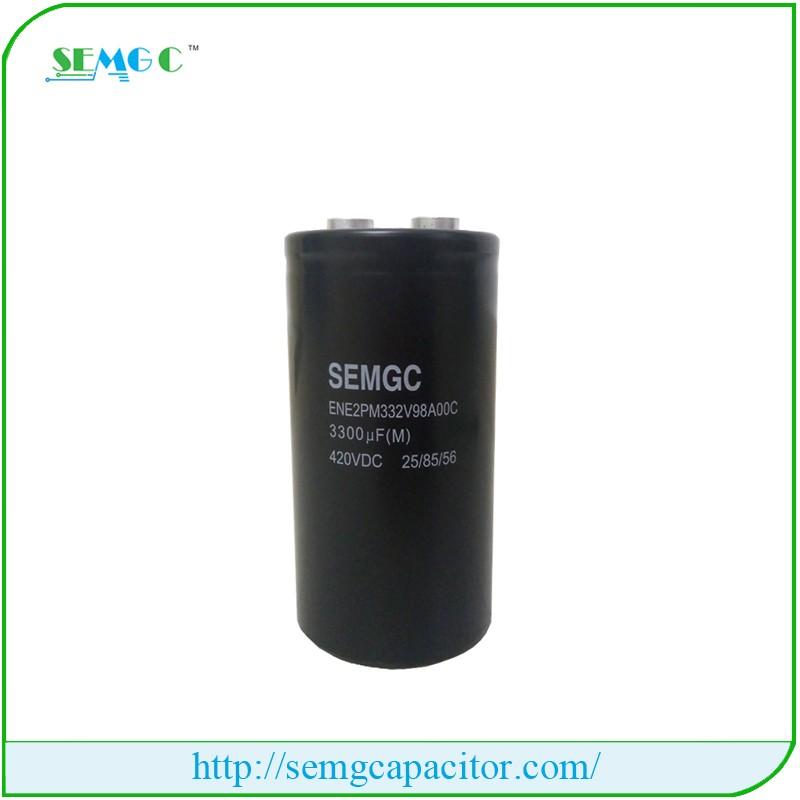 420v 3300uf capacitor