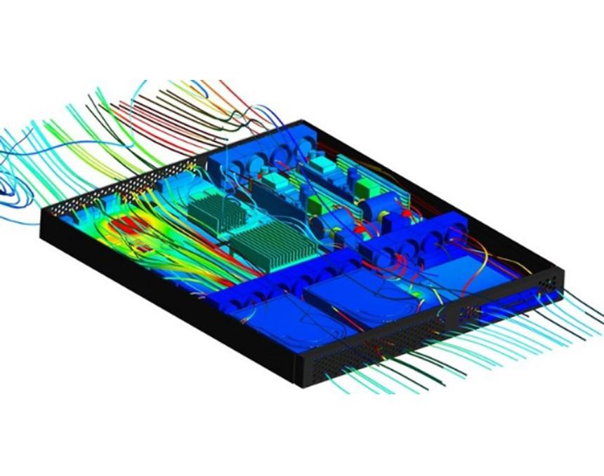 ANSYS ICEPAK专业电子热设计