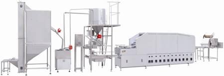 米饭生产线LHCFZ-300