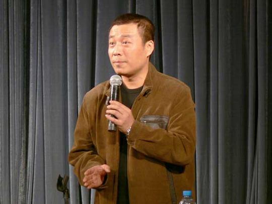 著名影视导演、制片人江平先生作客我院