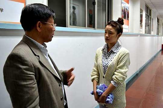 原驻巴西大使陈笃庆来我院讲座