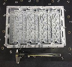 精密复杂加工件三维检测案例