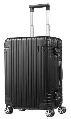 新秀丽经典铝箱登机行李箱  20寸-黑色