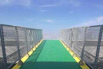 停机坪安全防护网