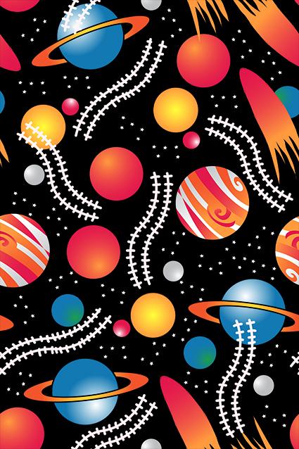 圆体星球银河系