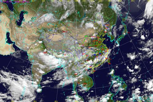 航空气象自动观测系统