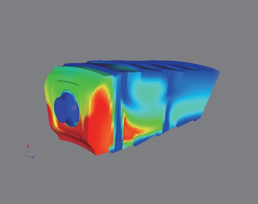 ANSYS ENERGICO 清洁燃烧设计的预测分析工具