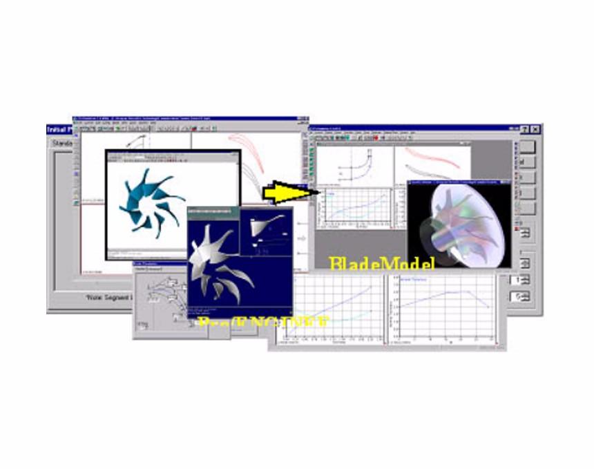 ANSYS BladeModeler 涡轮机械叶片设计