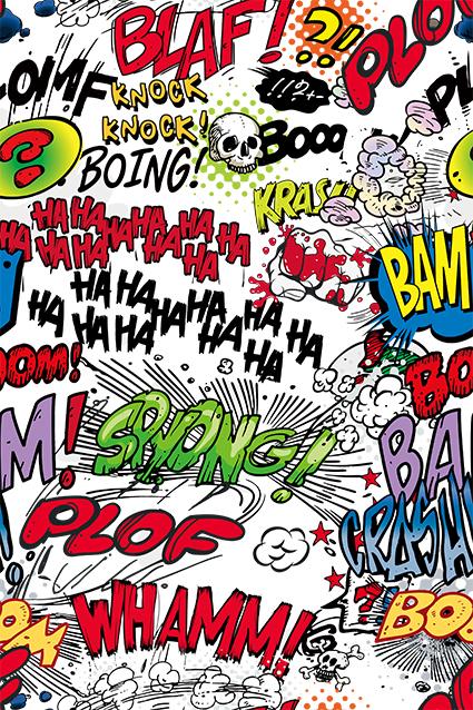 个性字体卡通图形