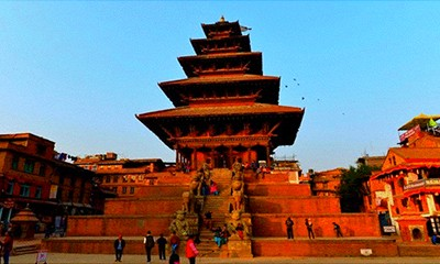 尼泊尔6日之旅