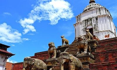 尼泊尔印度8日之旅