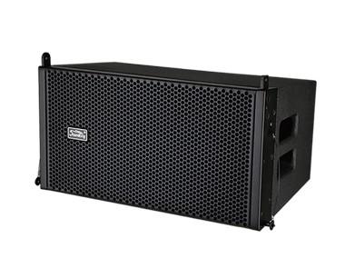 二分頻全頻線性陣列音箱G110