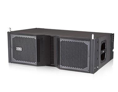 二分频全频线性阵列音箱G208