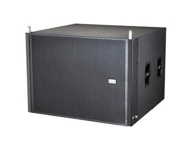 有源DSP线性阵列低频音箱G210SA