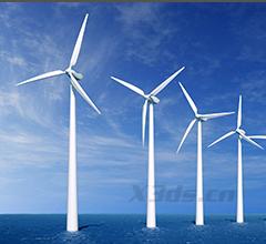 风力发电叶片部件分析