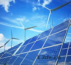 新能源风、电力行业解决方案