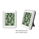 FT0421 Indoor thermo-hygrometer with min/max display