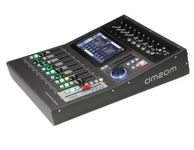 20路紧凑型数字调音台 DM20M