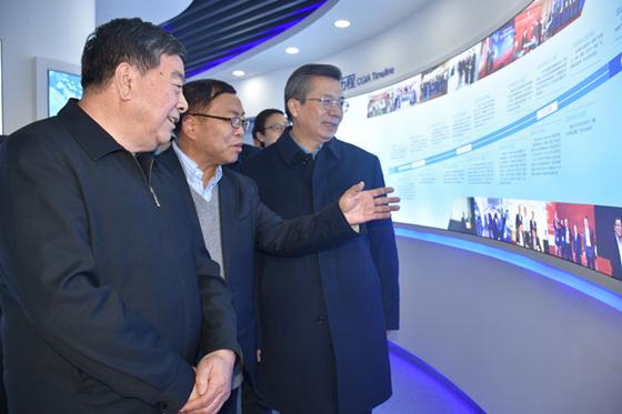 """践行""""一带一路""""战略,打造全球石墨烯产业创新高地——西安丝路石墨烯创新中心签约仪式成功举行"""