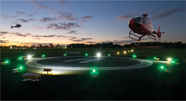 地表停机坪