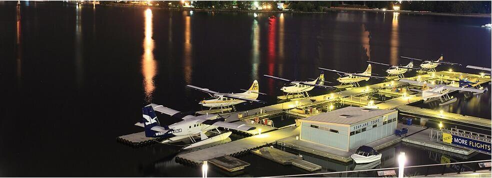水上机场(夜间)