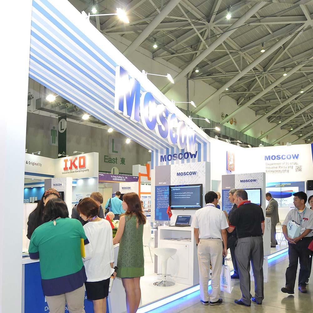 2013台湾MOSCOW PAVILION