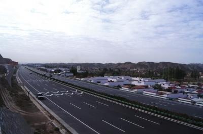 兰州乐虎国际娱乐app至白银市快速通道开建 项目全长67.2公里