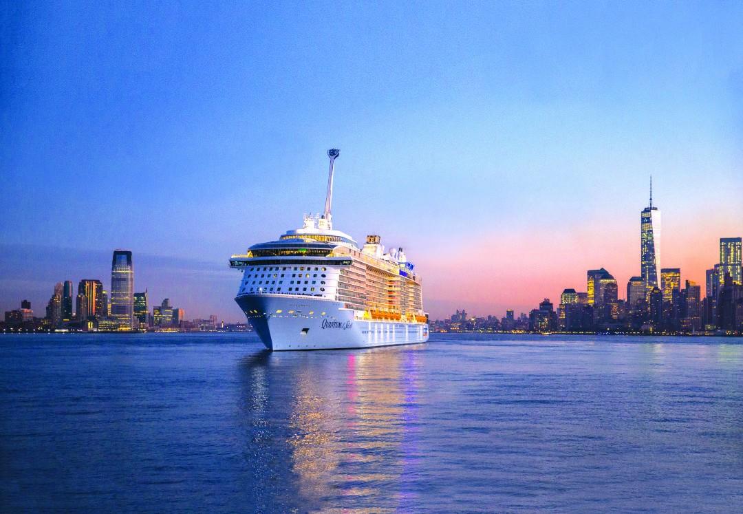 皇家加勒比国际邮轮  海洋量子号 6天5晚  长崎+冲绳
