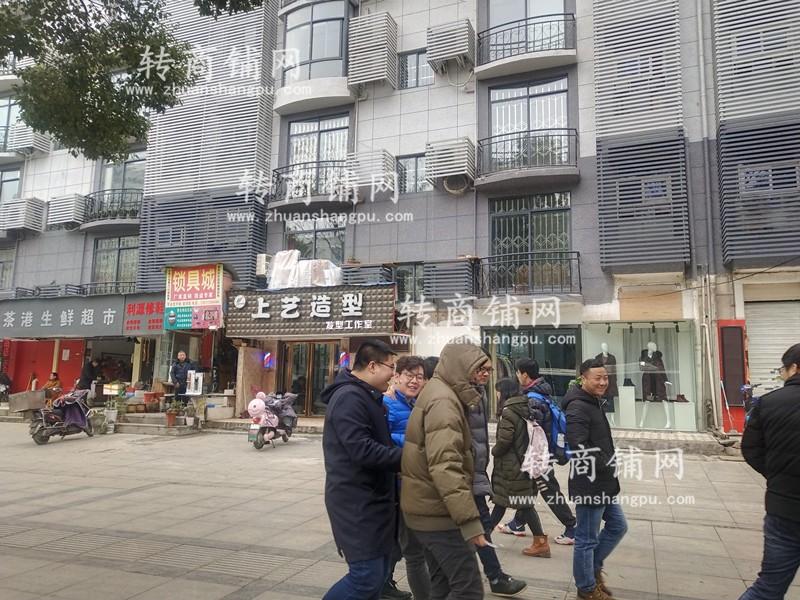 武昌水果湖临街旺铺(招租/转让)