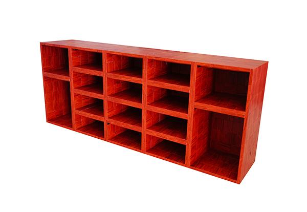组合家具-书柜