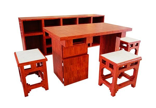 组合家具-桌椅