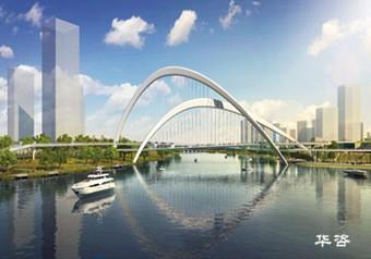 [华咨航评]浏阳河大桥通航条件影响贝博网·湖南长沙